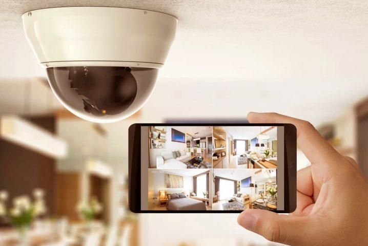 equipamentos de segurança residencial