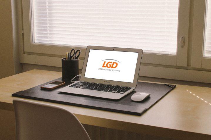 LGD adota trabalho remoto